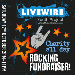 Rocking Fundraiser – All Day Gig!