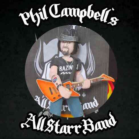 Phil Campbell's All Starr Band – August 12th 2016