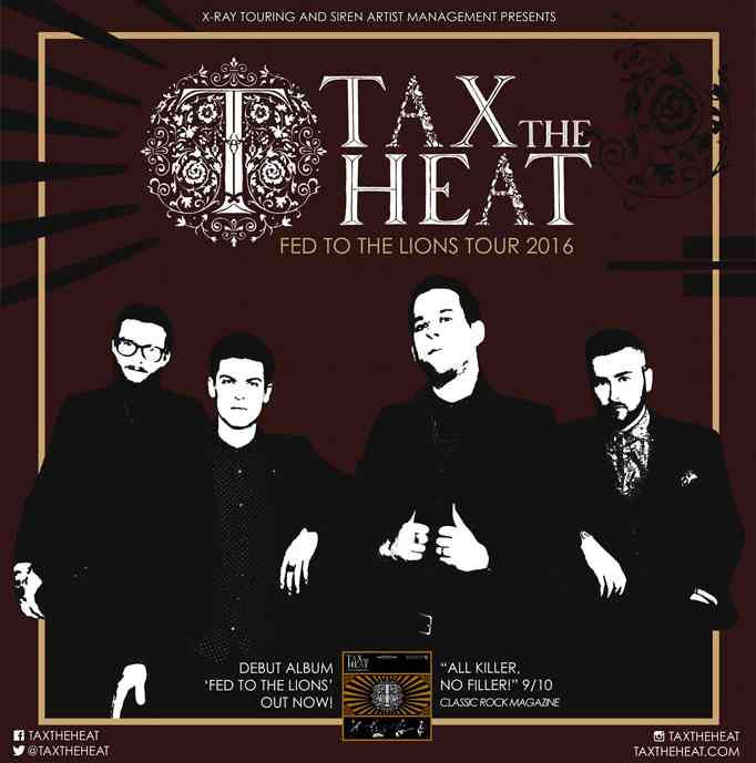 Tax The Heat – July 22nd 2016