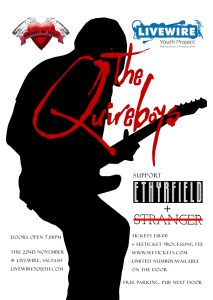 The Quireboys at Livewire!