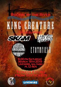 King Creature Gig